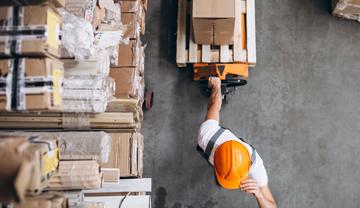 Supply Chain Distribution Warehouse Automation Transportation